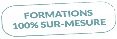 Formations informatique 100 pourcent sur-mesure