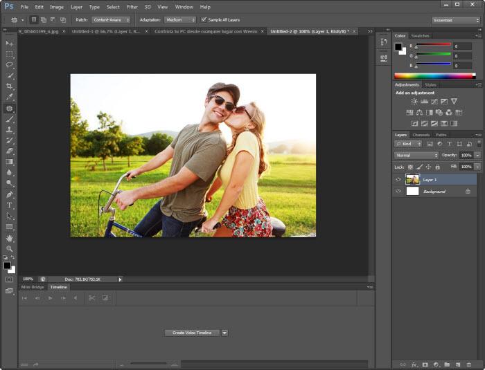 Formation Photoshop débutant et avancé sur PC et Mac