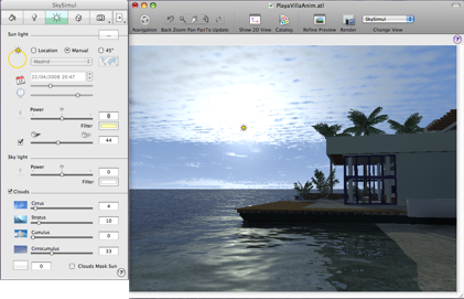 Formation débutants et avancé logiciel Artlantis Render et Studio sur PC et Mac