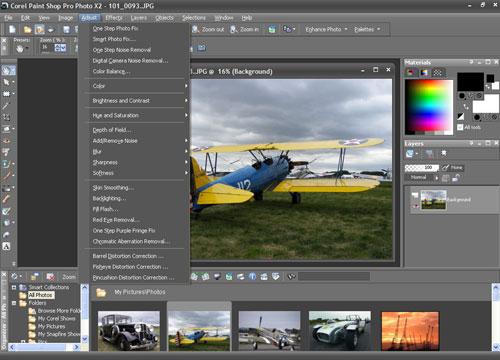 Corel paint shop pro photo x2 trial