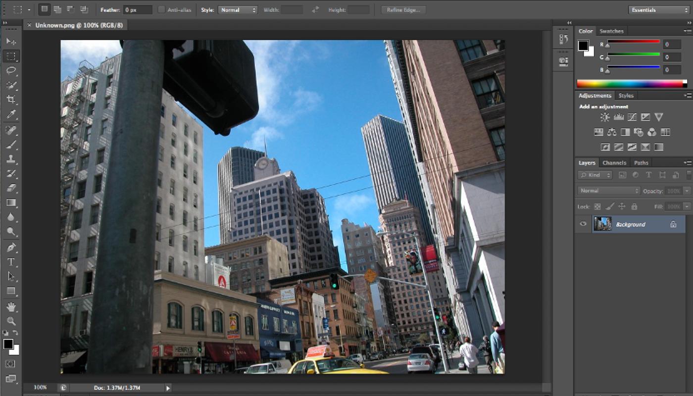 Formation sur le logiciel Photoshop PC et Mac